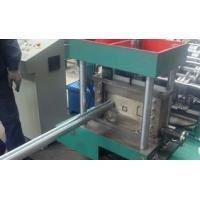 Buy cheap 12 Stations 440V Metal Steel Stud Roll Forming Machine Mitsubishi PLC Controller product