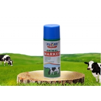 Buy cheap Non Toxic Acrylic Livestock Marker Spray For Pig Cattle Sheep product