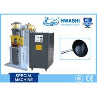 Buy cheap Capacitor Discharge Welding Machine Stainless Steel Pan Handle Spot Welding product