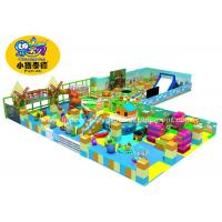 Buy cheap Anti UV Soft Play Area Games Equipment , Durable Kids Indoor Play Equipment from wholesalers