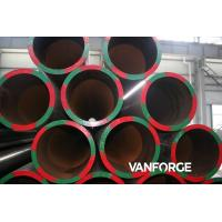 Buy cheap EN10216-3 620QH Carbon Steel Seamless Tube , Seamless Alloy Pipe Fine Grain product