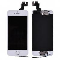 Buy cheap LCD with Touch Screen Digitizer& Gold Home Button& Front Camera with Frame for iPhone 5S product