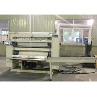Buy cheap V Folded Hand Towel Automatic Facial Tissue Folding Machine Soft Box Packing product