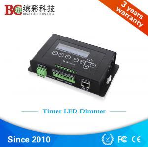 China 6A * 4 channels LED aquarium light controller DC 12V 36V programmable led plant light dimmer controller on sale