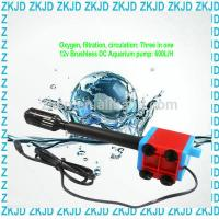 Buy cheap Zp-s600 micro brushless aquarium submersible pump brushless dc aquarium product
