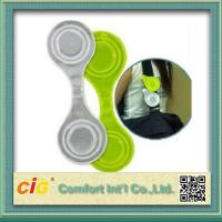 Buy cheap Reflective Pvc Magnet Clip for Bicycle Bike For Safety Products product