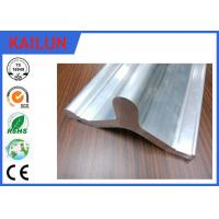 China Industrial Custom Aluminum Extrusions Profiles With Polished / Anodizing / Power Coating Treatment on sale