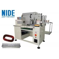Buy cheap Generator Motor Coil Winder Machine / Air Coil Winding Machine With Middle Size from wholesalers