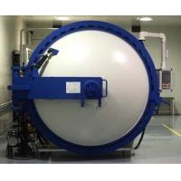 Buy cheap Autoclave System for Aerospace Composites product