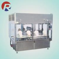 Buy cheap Shanghai Reliance Sterile Eye Drop Bottle Filling Capping Machine product