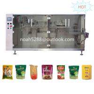 Advanced Pre-made Pouch Packing Machine EM-210
