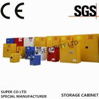Buy cheap Chemistry Chemical Storage Cabinets / Flammable Storage Cabinets product