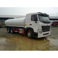 Buy cheap Q235 Carbon Steel Fuel Tank Semi Trailer For Oil Transportation And Storage from wholesalers