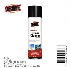 Buy cheap AEROPAK anti mist glass cleaner product
