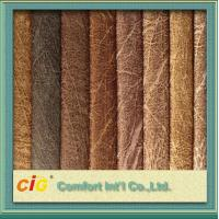 Buy cheap Modern upholstery 100% Polyester Micro Suede Fabric For Sofa / Shoe product