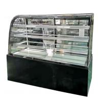 Buy cheap Commercial cake display cabinet bakery refrigerated showcase cooler cake showcase product