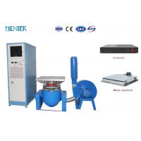 Buy cheap ISO 9001 Industrial Test Chamber Gravity Concrete 1 Ton Force Vibrating Balancing Machine product