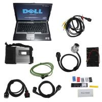 Buy cheap WIFI V2016.03 MB Star C5 SD Connect Compact C5 with Dell D630 Laptop for Cars and Trucks product