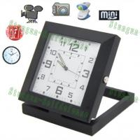 Buy cheap HD mini Spy Clock Camera with Motion Detector product