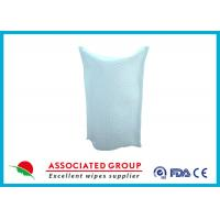 Buy cheap Tetragonum Big Pearl Dot  Dry Scrub Gloves 75GSM Spunlace Material product