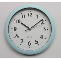 "China unique design, plastic wall clock, G-2011, 10"" (CE&ROHS) on sale"