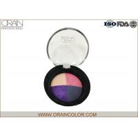Buy cheap Reasonable price,modern style eye shadow with four amazing colors from wholesalers