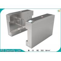 Buy cheap RFID Supermarket Swing Gate Disabled Access Barrier Wide Lane Turnstile product