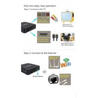 Buy cheap Android TV Box RKMC 17.4 fully loaded processor RK3229 S905W 2018 Genuine 2GB 8GB Rockchip MXQ Pro Android TV Boxes product