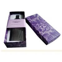 Buy cheap Colors Paper Box / Cosmetic Box Packaging With Plastic Inlay / Cosmetic Paper from wholesalers