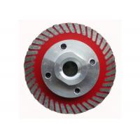 China 75mm Durable Diamond Circular Saw Blade For Cutting Ceramic Tile No Chips on sale
