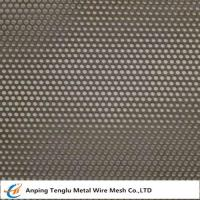 Buy cheap Stainless Steel 304 Perforated Metal |Staggered and Square type 2.5x1.25m product