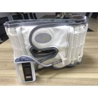 Buy cheap White / Grey Lower Back Compression Belt Pu Leather Surface Light And Portable product