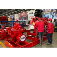 Buy cheap 7000GPM UL FM APPROVED FIRE PUMPS FIRE FIGHTING PUMPS DIESEL ENGINE PUMP SET from wholesalers