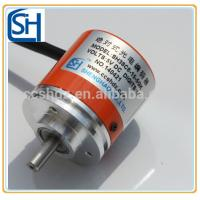 Quality Elevator encoder with Incremental Hollow Shaft for industrial elevator 1024PPR for sale