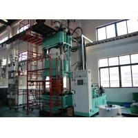 Buy cheap 800 Ton Low Bed Structure Tyre Curing Bladder Molding Machine , Antomotive Tyre Bladder Manufacturing Equipment product