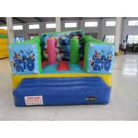 Buy cheap 2017 Top Quality Inflatable Bouncy Castle New Design Inflatable Bouncer Combos product
