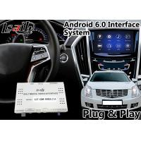 China Android 6.0 Car Multimedia Navigation System for Cadillac SRX CUE System 2014-2018 Spotify Google Chrome Play Store on sale
