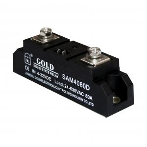 Buy cheap 0.5mA off Dual Solid State Relay product