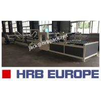 Buy cheap HRB-2800 Model Folder Gluer Machine 2400*1000mm Max Feeding Size CE Approved product