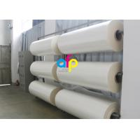 Buy cheap 22 Mic Gloss Laminating Film For Brochures / Magazines BV Approval product