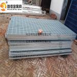 Buy cheap Steel grid plate net product