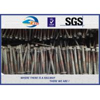 Buy cheap Q235 Galvanized Washer Head Timber Drive Screw For Rail Fastening System from wholesalers