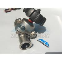 Buy cheap Stainless Steel Hygienic Manual Type Clamped Diaphragm Valve (ACE-GMF-A8) product