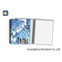 Buy cheap Pretty Girl Design 3D Lenticular Notebook PET / PP / PVC Cover Material product