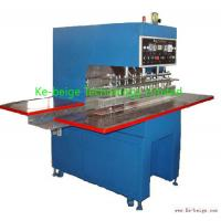 China 10KW Pneumatic High frequency Tarpaulin welding machine for awning welding on sale