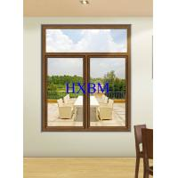 Buy cheap Tempered Clear Glass Aluminum Sliding Windows 6063 -T5 Aluminum Profile For from wholesalers