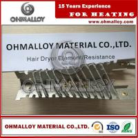 Buy cheap FeCrAl Alloy OHMALLOY Mica Electric Hair Dryer Heating Element Resistance from wholesalers