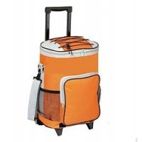 Buy cheap Picnic Insulated rolling cooler bag,wheeled cooler bag,trolley luggage bag product