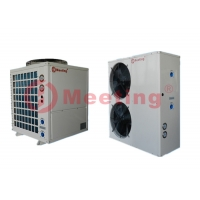 Buy cheap 18.4KW Spa Sauna Pool Heat Pump With 55 Degree Outlet Water Temperature product
