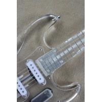 Quality 2015 New Arrivals Crystal electric guitar, Fender ST Electric Guitar for sale